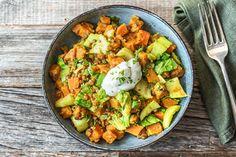 Food N, Good Food, Cactus Salad, Pak Choï, Veggie Box, Le Curry, Cooking Recipes, Healthy Recipes, Healthy Food