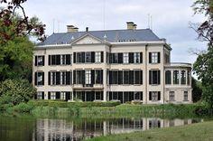 Kasteel Broekhuizen Leersum - http://www.arvenmayk.nl/trouwlocatie/kasteel-broekhuizen-leersum/