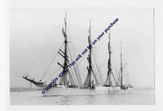 """Four-masted barque  """"Magdalene-Vinnen"""""""