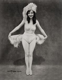 Feather Girl, 1928