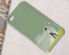 Ohhhhhhhhhhhh how I waaaaaaaaaant this!!!!!!!!!! Howl's Moving Castle Quotes Cover - iPhone 4 4S iPhone 5 5S 5C and Samsung Galaxy S3 S4 Case on Etsy, $9.99
