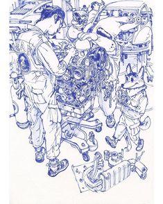 Junggi Kim, Kim Jung, First Art, Art Reference Poses, Art Studies, Manga Art, Character Design, Anime, Sketches