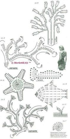 crochet starfish how to starch crochet doilies free crochet pattern star More Tags:star crochet pattern,star afghan crochet pattern,crochet star patterns,cro.Crochet Sea Motifs by Ashley Newman Griner Irish Crochet Patterns, Crochet Motifs, Freeform Crochet, Crochet Diagram, Afghan Crochet, Crochet Doilies, Crochet Fish, Crochet Leaves, Crochet Art