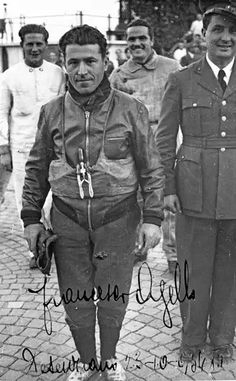 Agello became famous when he succeeded in piloting the Macchi MC 72 seaplane to a new speed record (over water) on 10 April 1933. He attained an average speed of 683km/h (424mph). More than a year later he flew the M.C. 72 to a new speed record of more than 700km/h (709km/h or 440mph) on 23 October 1934. Both records, while obtained in aseaplane, also were and currently are, absoluteflight airspeed record. No one has ever flown a piston-engine seaplane faster than him.