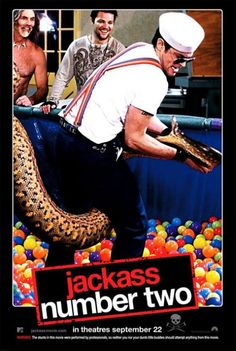 Jackass: Number Two #movies #films