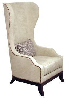 Bauen Crocodile Grand Lounge Chair