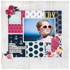 New from Pebbles and Jen Hadfield:  Everyday - Scrapbook.com