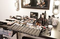 """Episode 2: A """"behind the scenes"""" peak at the Mary Kay® products used to create the looks on #PRAllStars this season!"""