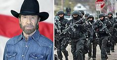 Chuck Norris Has a Brutal Message for Obama Regarding 'Martial Law' Exercises