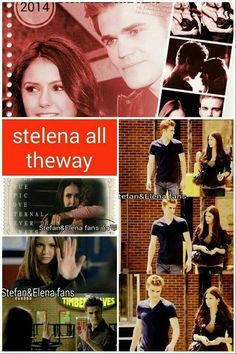 Stelena all the way