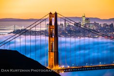 Scenic photographs of the San Francisco Bay Area, California coast, and beyond.