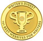 Critique circle. Writer's Digest best 101 best websites 2010