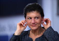 """Grüne kritisieren Wagenknecht als """"Seehofers kleine Schwester"""" - http://www.statusquo-news.de/grne-kritisieren-wagenknecht-als-seehofers-kleine-schwester/"""