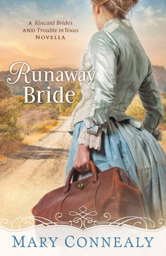 Mary Connealy - Runaway Bride / https://www.goodreads.com/book/show/28592154-runaway-bride-with-this-ring-collection