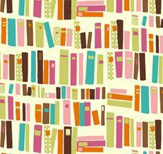 Mid Century Books White