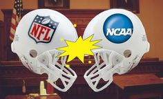#NCAA Concussion Lawsuit Poses More #Legal Complications Than #NFL Suit