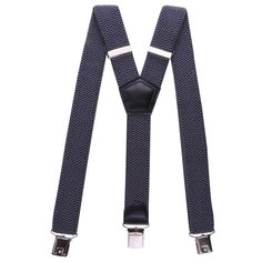 Sale:$14.99 & FREE Shipping on orders over $49. FREE Returns. Details You Save:$10.00 (40%) JINIU Mens Suspenders Adjustable Elastic Y Shape Strong Clips Heavy Duty