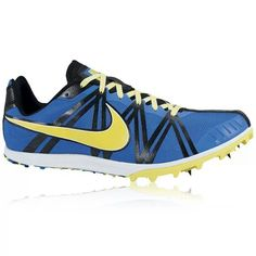 sale retailer 5e55f e3548 Mens Nike Zoom Waffle XC 9 Cross Country Shoe - BlueBlack 14 59.95 Nike