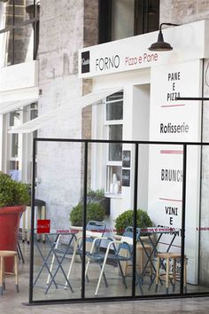 'Gusto Caffe / Forno - Rome, Italy