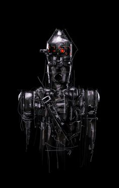 Star Wars - IG-88 Assassin Droid by Rafa Rola