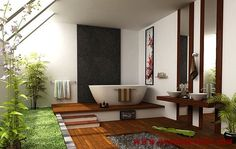 Bathroom Decor Ideas Pictures - http://www.decoradvices.com/bathroom-decor-ideas-pictures/