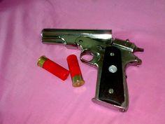 Buck shot pistol