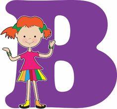 """""""B"""" for bangles"""