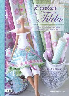 L'atelier de Tilda - Tone Finnanger - Librairie Mollat Bordeaux