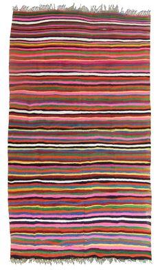 Handwoven Kilim-rug from kira-cph.com made by Berberwomen in North Africa