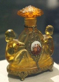 Antique Perfume Bottle. by charity