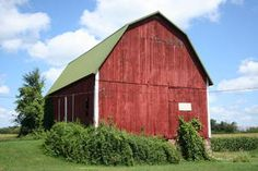 IMLAY CITY MICHIGAN. Imlay City, Old Barns, Michigan, Buildings, Shed, Outdoor Structures, Spaces, Barns, Sheds