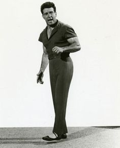 The Jack LaLanne Show--daily exercise! It was on after captain kangaroo...mom & me exercise time!