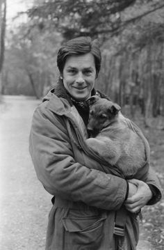 MEETING WITH ALAIN DELON FOR ITS 41 YEARS