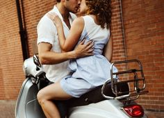 Make out like crazy with a cute boy! #ridecolorfully