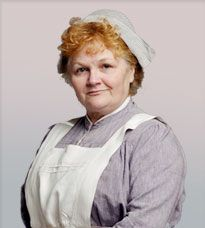 Mrs. Patmore, cook