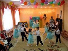 Утренник 8 марта в детском саду №306 Одесса - YouTube