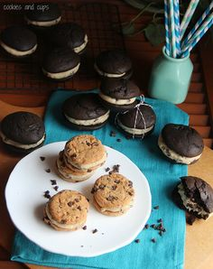 images about Whoopie! on Pinterest | Whoopie pies, Oatmeal creme pie ...