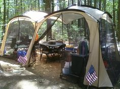 Tent Camp Kitchen Urban Home Designing Trends