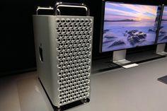 The new Mac Pro is Apple's love letter to forgotten die-hard Mac fans Mac Pro, Wall Street Journal, Power Mac G4, Find My Friends, Machine Learning Models, Apple Watch Apps, Computer Workstation, Desktop