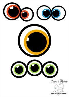 olhos menino
