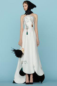 Ulyana Sergeenko Spring 2015 Couture Fashion Show