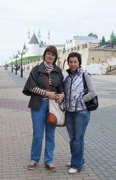 Мечты сбываются: была в Казани, встретилась с подругой детства!
