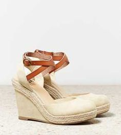 BC Rough And Tough Wedge Sandal