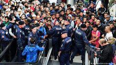 Alemania abrirá centros de distribución de refugiados   Alemania   DW.COM   15.09.2015