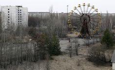 Dark Playground  WayanG SupeRNouvO: Chernobyl; City of Death