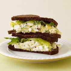 Egg Salad Sandwich | Recipes | Weight Watchers