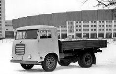 Sisu KB-24 '1955–60 Coaches, Agriculture, Jeep, Construction, Trucks, Finland, Sweden, Building, Trainers