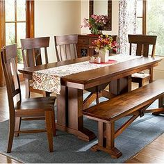 Farmhouse style - Get the look of Pottery Barn for a fraction of the cost! Set is on sale for $899!