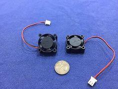 20mm Micro Brushless Blower Fan 20mm 8mm 3.3v 5.0v Air Flow Rate 0.9 CFM DC
