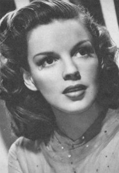 Judy Garland - I have adored her since I was six and have yet to see anyone match her talent.
